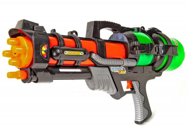 Wasser-Pistole XXL 60 cm Water Blaster Shooter Gewehr Pool-Kanone Kinder-Spielzeug Sommer Strand und Garten Ausrüstung