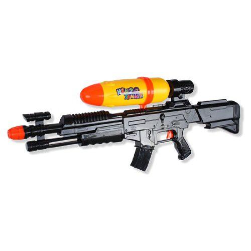 Wassergewehr MG78cm Schwarz Wasserpistole