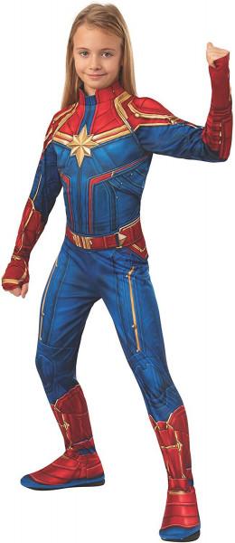 Iron Man Kostüm | 2-teilig: Overall mit Muskeln aus Schaumstoff & Maske | Kinder & Jugendliche