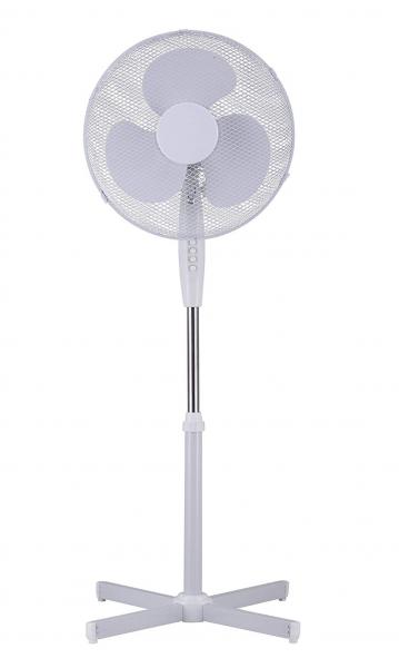 Standventilator mit höhenverstellbaren Standfuß | neigbar & Oszillationsfunktion | 3 Geschwindigkeitsstufen
