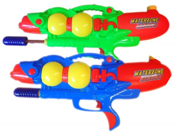 XXXXL POWER BLAST XL-3000 WASSERGEWEHR 60 cm 2 Stück!!