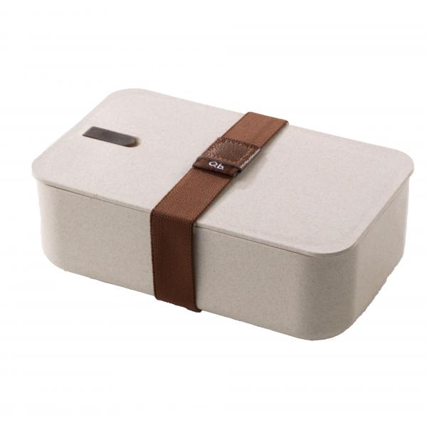 Bento Box für Erwachsenen, Jugendliche & Kinder | 4-teiliges Set bestehend aus Reisfasern | ideal für Jause, Vesper, Meal-Prep | täglich frisches & gesundes Essen | Mikrowellen - & spülmaschinenfest, BPA frei und hoch-qualitativ