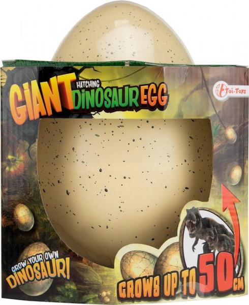 XXL Dino Ei | Dinosaurier wächst und schlüpft | Spielzeug Überraschung | Magic Egg | hatching dinosaur | grows up to 50cm