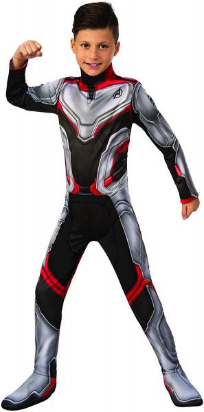Avenger Endgame Team Suit | gepolsterter Muskel Team-Anzug | Overall | Kinder & Jugendliche