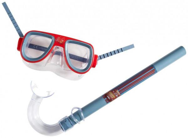 Kinder 2-teiliges Schnorchelset |Taucherbrille, Schnorchel | original Lizenzprodukt zum Kinofilm