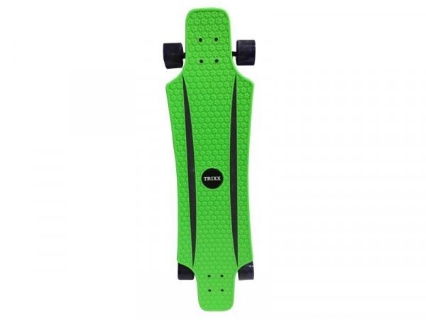 Longboard Komplettboard | hochwertige Boards - ideal für Anfänger & Profis | Trixx Green