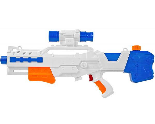 Wasser-Pistole Wasser-Pistole Pool-Kanone Mega Wasser-Gewehr Wasser-Spielzeug Wasser-Spritz-Pistole Wasser-Spritze Kunststoff 60 cm