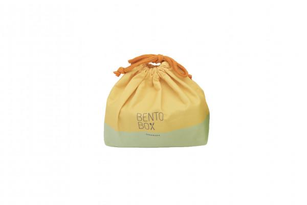 Bento Box Transport Beutel für Erwachsene, Jugendliche & Kinder | 100% Baumwolle | hochwertiger Beutel - ideal für die Jausenbox von Takenaka by Ecoix | für Jause, Vesper, Meal-Prep | täglich frisches & gesundes Essen |