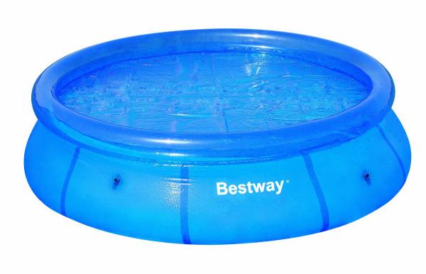 Bestway 58060 Pool-Abdeckplane, Durchmesser 244 cm