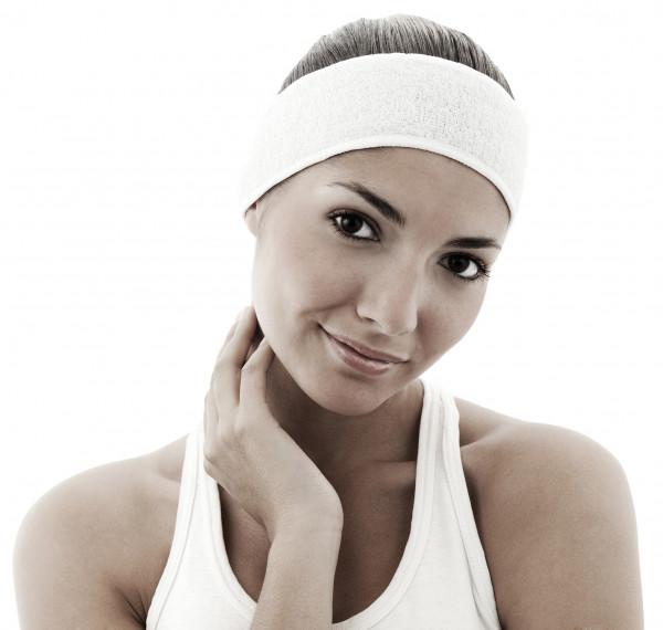Haar Band aus Mikrofaser | optimaler Halt für Ihre Haare | größenverstellbar