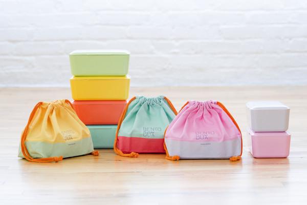 Bento Box für Erwachsenen & Jugendliche | intelligentes Stapelsystem - bei Bedarf platzsparend | ideal für Jause, Vesper, Meal-Prep | täglich frisches & gesundes Essen | Mikrowellen - & spülmaschinenfest, BPA frei und hoch-qualitativ