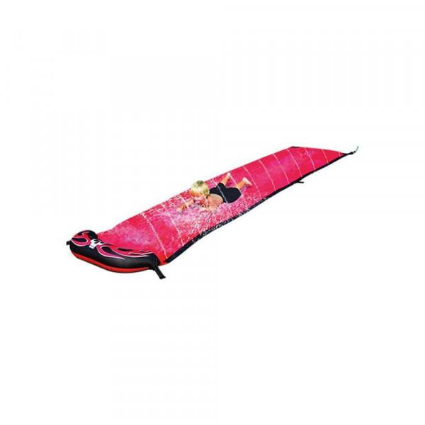 Aufblasbare Wasserrutsche | Wasserrutsche für den Garten | Spaß für Kinder | Waterslide | Sommerspielzeug für draußen | Wasserbahn