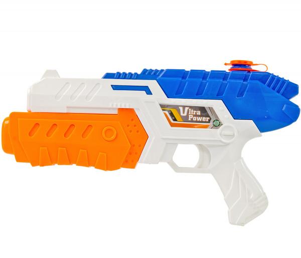 Wasser-Pistole Wasser-Pistole Pool-Kanone Mega Wasser-Gewehr Wasser-Spielzeug Wasser-Spritz-Pistole Wasser-Spritze Kunststoff 33cm